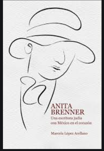 Marcela López Arellano publicó un libro sobre Brenner con el patrocinio de la Universidad de Aguascalientes